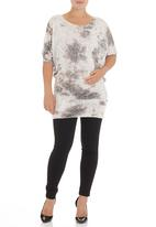 Kicker Clothing - Butterfly top Multi-colour