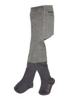 Sticky Fudge - Leggings with contrast detail Grey