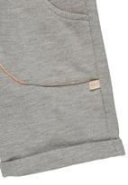 Adeva - Track Shorts Grey