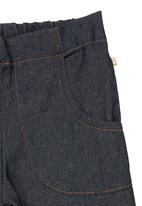 Adeva - Denim pants Blue (dark blue)