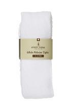 Sticky Fudge - Pelerine tights white