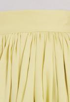 edit - Full skirt Yellow