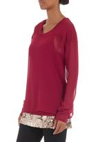 G Couture - Combo top Red