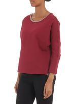 edge - Lounge top Red