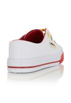 Urbankidz - Sneakers with flower White