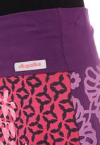 OLKA POLKA - Printed panel skirt