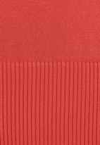 Passionknit - Knit tank Coral