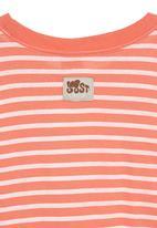 Just chillin - Long-sleeved T-shirt Orange