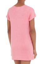 edge - Sleepshirt with pocket Coral
