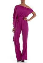 1edb6b9d752 Off-the-shoulder jumpsuit Pink (mid pink) RUFF TUNG Jumpsuits ...