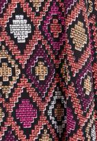 MICHELLE LUDEK - Mosaic-print tunic Multi-colour