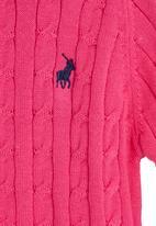 POLO - Jersey Dark Pink