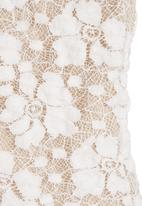 YhoYho - Victoria lace shorts Milk