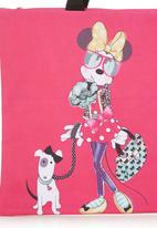 Zoom - Minnie Mouse tote Bag Pink
