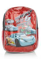Zoom - Cars backpack Black