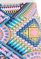SASS - Aztec neon mini Multi-colour