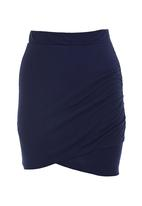 Betty Basics - Madrid wrap mini skirt