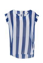 Five Legends - Vertical striped blouse