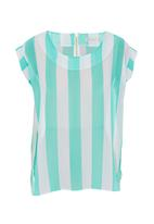 Five Legends - Vertical striped blouse