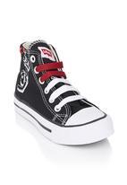 Levi's® - Levi's® hightop sneakers Black