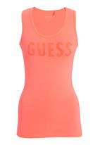 GUESS - Guess sequin logo tank