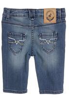 POLO - Dark wash jeans