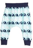 Petit Pois - Pants with elephants