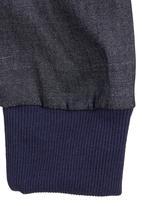 Petit Pois - Soft denim harem pants