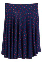 Petit Pois - Flippy skirt with dots