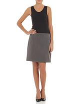 edit - Mini skirt Grey