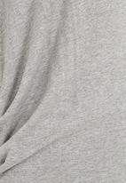 Tashkaya - Asymmetrical top Grey