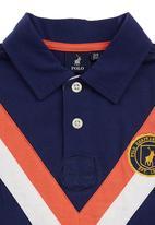 POLO - Golfer  Navy