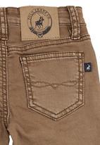 POLO - Skinny jeans Camel/Tan