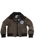 Pringle of Scotland - Merlock jacket Brown