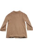 Pringle of Scotland - Perdita coat Camel/Tan