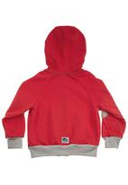 Just chillin - Hoodie Red