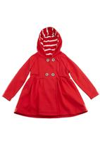 Just chillin - Winter jacket Red