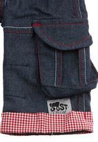 Just chillin - Jeans Blue black denim