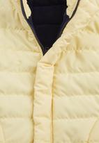 Seven Ounce - Waistcoat Yellow