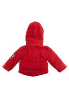 Seven Ounce - Parker jacket Red