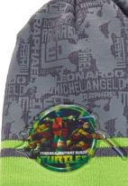Sanrio Ninja Turtles - Ninja Turtle beanie Grey