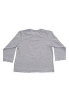 Sticky Fudge - Heart-print top Grey