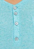 edge - Winter sleepshirt Blue