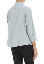 Levi's® - Chambre denim shirt Mid Blue