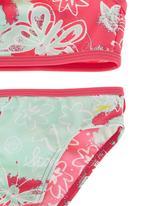SPEEDO - Essential 2-Piece Costume Mid Pink