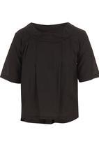Margot Molyneux - Short-sleeve shirt Black