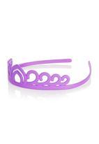 FUNKY FISH - Tiara Purple