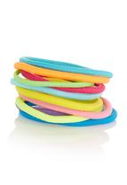 FUNKY FISH - Rubber Bands Multi-colour