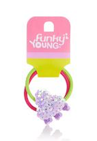 FUNKY FISH - Ponytail Holder Multi-colour