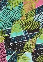 BellField - Jungle Geo T-shirt Multi-colour